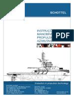 Schottel ASD - Traduzido REVISADO 2009-05-14 Rev10