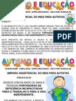 INSS e o Autismo