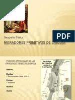 105a Geo Bib_Moradores Primitivos de Canaán
