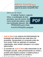 exemplo do toyotismo app