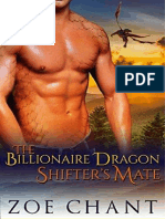 01. the Billionaire Shifter Dragon - Serie Gray Hollow Dragon Shifters - Zoe Chant (Exclusive Book's)