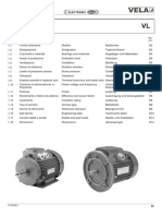 Vela Technical Datasheet - Performances
