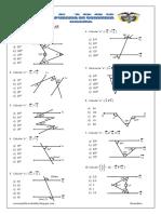 Problemas Selectos de Rectas Paralelas Cortadas Por Una Secante RP4-Ccesa007