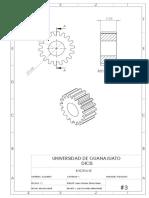 Engrane recto (plano)