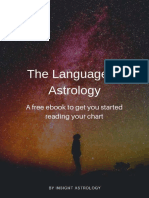 The Language of Astrology 1