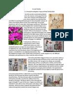 textiles personal investigation essay  final