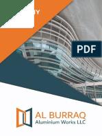 Al Burraq Aluminium LLC, a UAE based Aluminium-Glass Company
