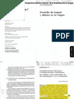 Bronckart, J.-P. (2007). Cap. 2 Desarrollo del lenguaje y didáctica de las lenguas