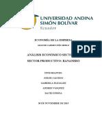 Evaluación económica sectorial - banano imprimir.pdf