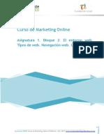 2-El entorno web. Tipos de web. Navegación. Usabilidad.pdf