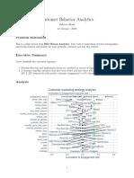 customer behaviour analytics