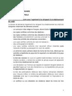 Liste Des Pieces a Fournir Pour Lagrement Dun Dirigeant Dun Etablissement de Credit