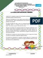 Informes Julio Parvulos A