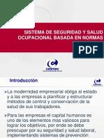 modelo SSO BASADO EN NORMAS PERUANAS DS 055].ppt