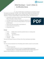 MCD_level1_datasheet.pdf