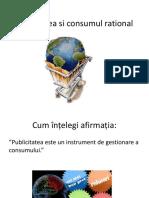 Publicitatea Si Consumul Rational
