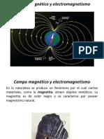 Campo Magnético y Electromagnetismo