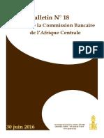 Bulletin de La Cobac n18