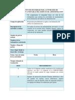 PROCEDIMIENTO DE SEGURIDAD PARA ACTIVIDADES DE MANTENIMIENTO EN LUMINARIAS EN BODEGAS DE ALAMACEN.docx