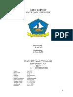 Case Report Sindroma Nefrotik Arif FIX