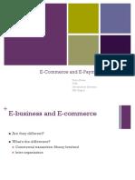 e Commerce MIS Class 2019