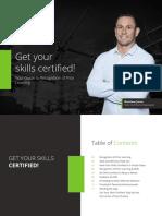 Skills Certified eBook