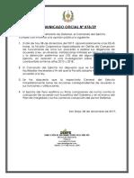 Comando Conjunto del Ejército se pronuncia sobre detención de militares