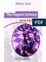 Liew - The Chigorin Defence - Move by Move 2018 Ocr Amp BM