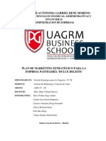 Final Plan de Mkt Estrategico Dulce Deleite 29-09-2019