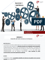 Semana 5 Administracion y Organizacion de Empresas -Luis Berger