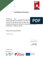 Certificado de Presença E se fosse contigo.pdf