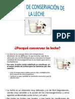 Metodos de Conservacion de la leche.pptx
