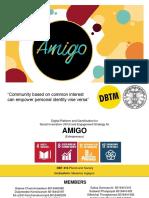 DBT416 Amigo Report