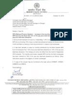 Circular- NPS- Bank's Contribution at 14%