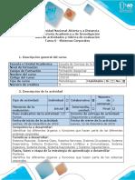 Guía de actividades y rúbrica de evaluación - Tarea 6 - Sistemas Corporales MORFO.docx