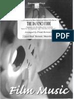 Da Vinci Code - Hans Zimmer arr.Frank Bernaerts.pdf