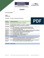 Agenda Conferinta Nationala FABC 2019