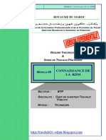 Module 08 Connaiddance de Rdm BTP TCCTP