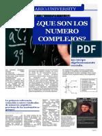 Periódico de Numeros Complejos
