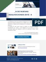 Alerta bibliográfica - Nuevas Adquisiciones 2019 II.pdf