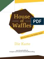 Houseofwaffles Karte Web