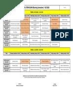 Date sheet Final -Term Fall 2018-3