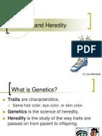 Genetics ppt