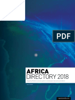 Africa Directory 2018
