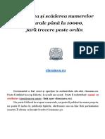 Adunarea și scăderea 0-10000, fără trecere peste ordin.pdf
