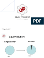 Introduction to Equity Fingerprint