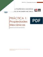 Práctica 1-Propiedades Mecánicas