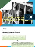 evolucion del sistema penitenciario