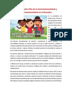 12 de Octubre Día de la Interculturalidad y Plurinacionalidad en el Ecuador.docx