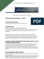 Amanita Newsletter Nov 2010